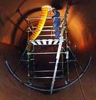 Valero Tunnel Maintenance