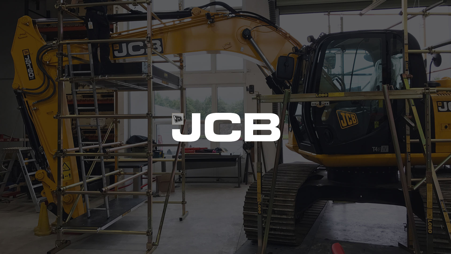 JCB: Construction Plant Maintenance