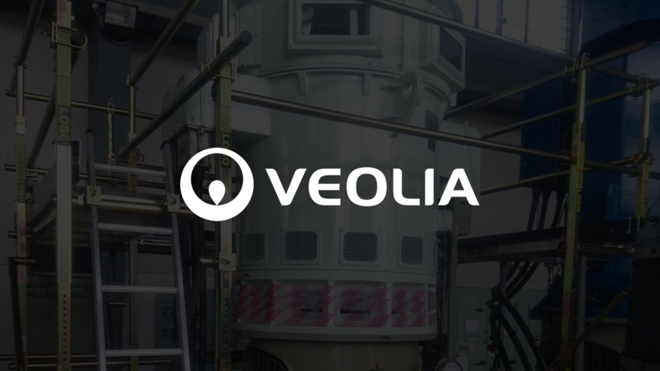 Veolia Water Technologies: Water, Waste & Recycling