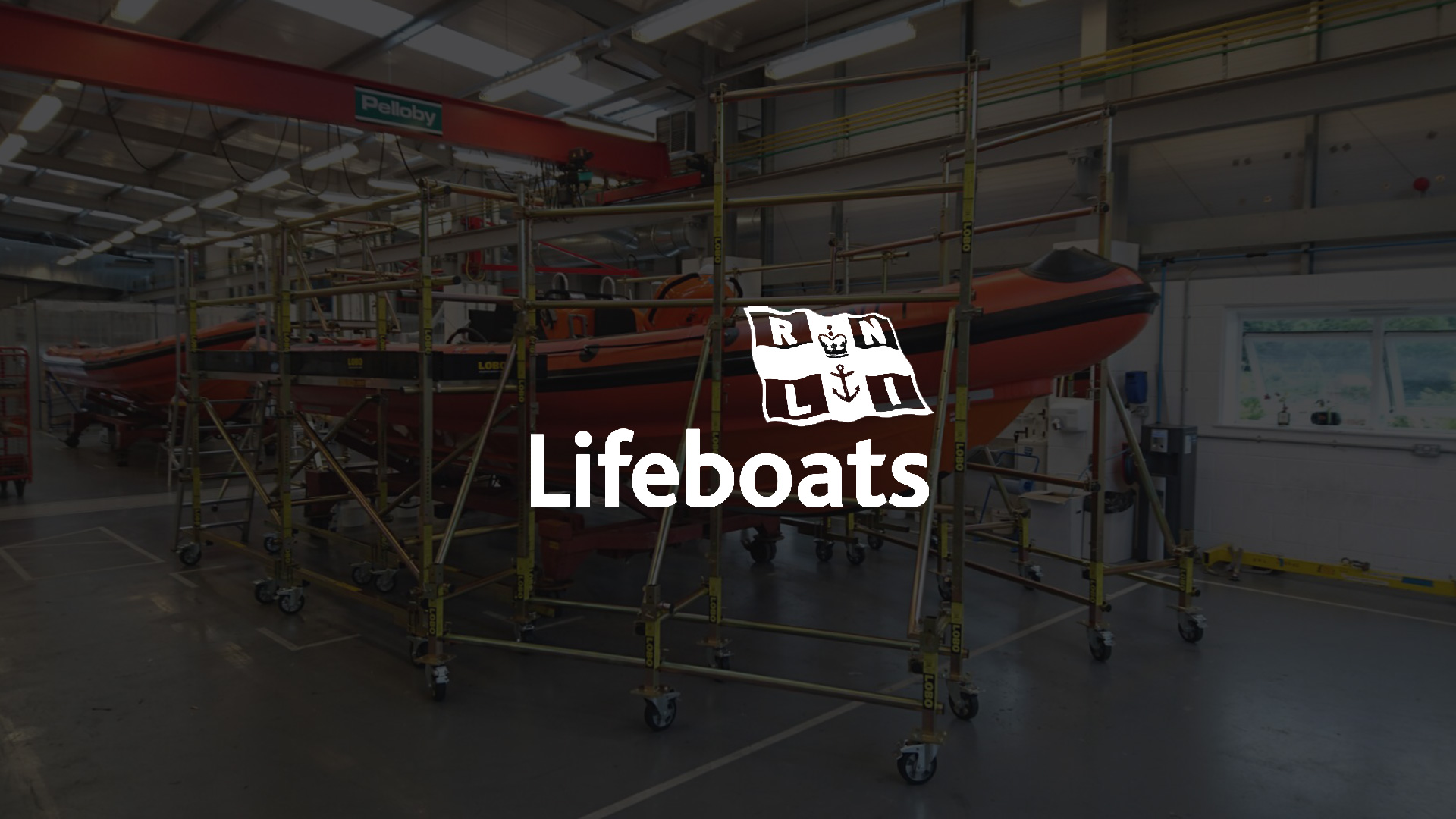 Royal National Lifeboat Institution (RNLI): Shipping & Marine