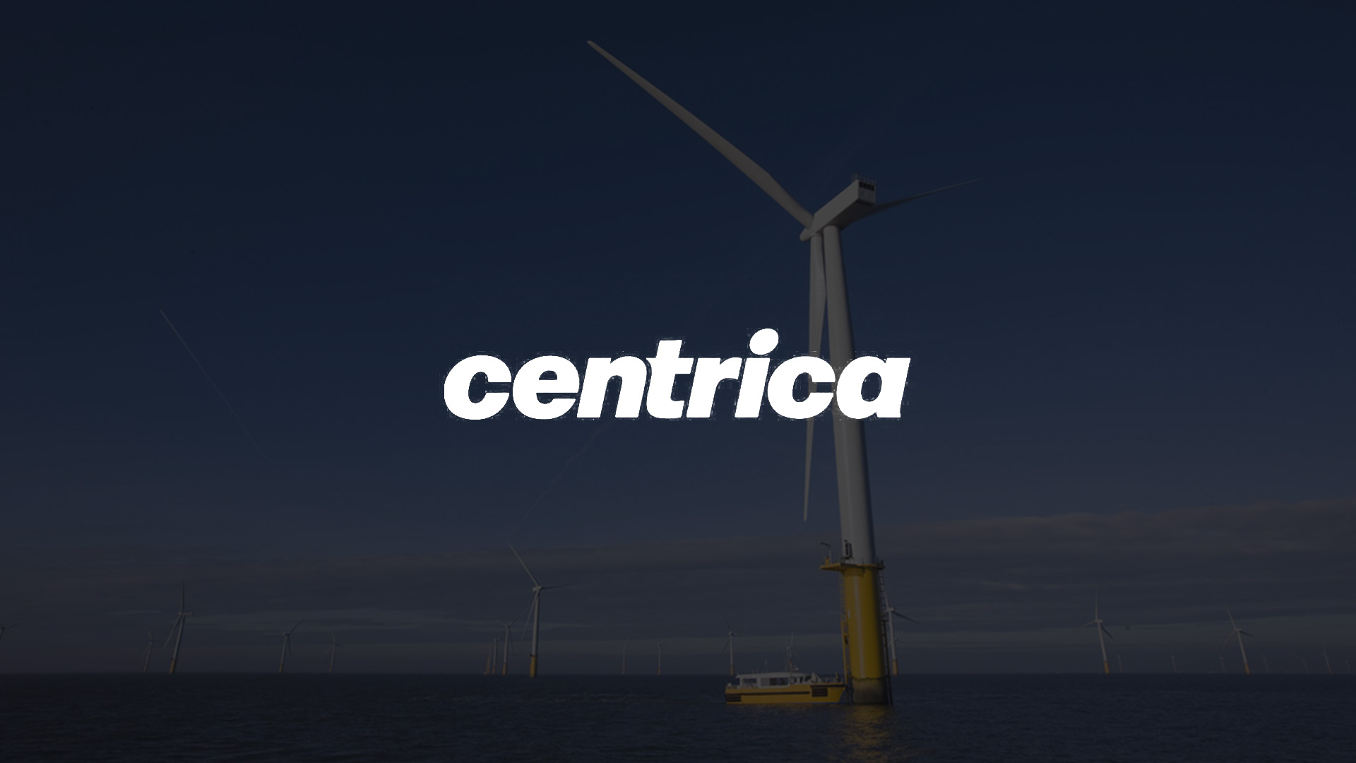 Centrica Wind Energy: Energy, Oil & Gas