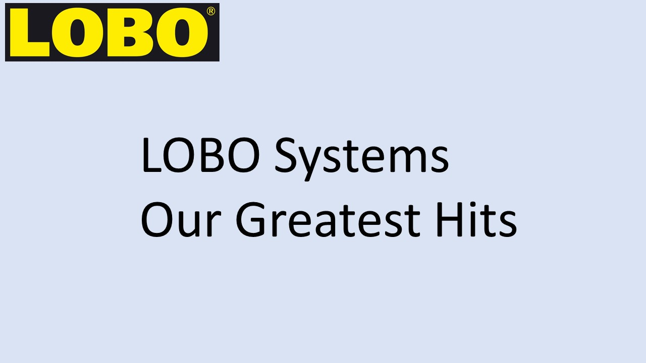 LOBO Systems Top Twenty Configurations